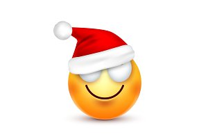 Smiley,emoticon. Yellow emoji, face