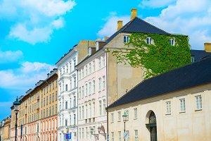 Building architecture Copenhagen