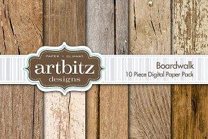 Boardwalk Digital Paper
