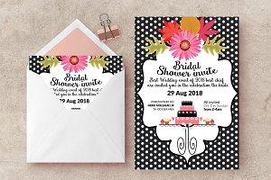 Bridal Shower Flyer Templates