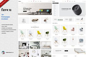 Furniture Stores - Prestashop 1.7