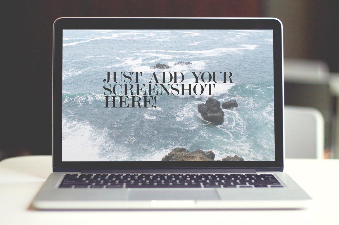 macbook pro mockup psd template product mockups creative market