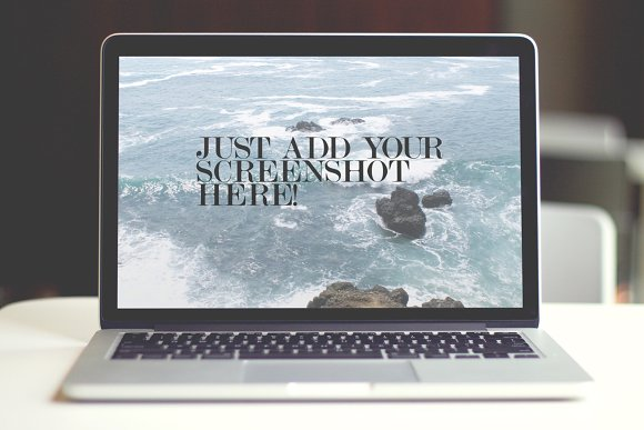 Download MacBook Pro Mockup - PSD Template