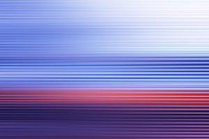 Horizontal blue red purple motion bl