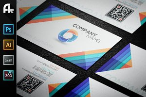 Stylish Modern Business Card