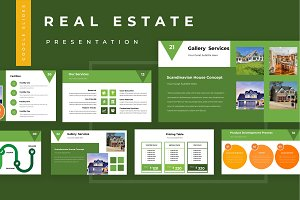 Estate Google Slides Presentation