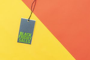 creative black friday sale discount