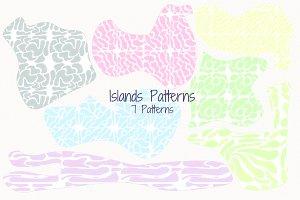 Islands Patterns