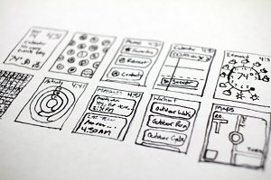 Apple Watch Development Sketches