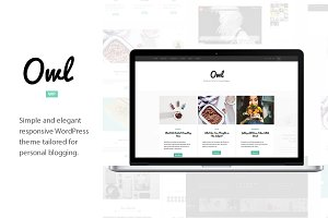 Owl - WordPress Theme for Blogging