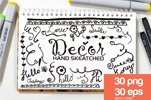 Decor ClipArt - Vector & PNG