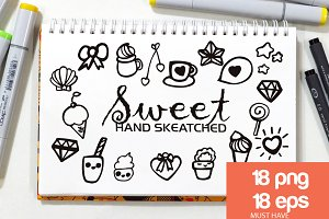 Sweet ClipArt - Vector & PNG
