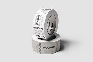 Duct Tape Mock-up 3