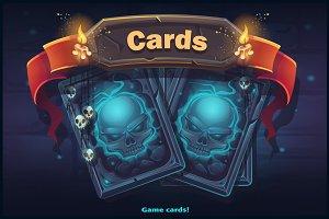 Set spell cards