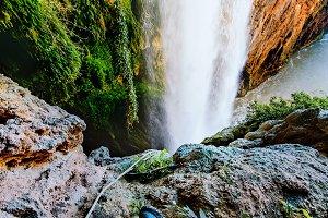 Waterfall(vertical)