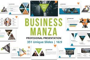 Business Manza Keynote Template