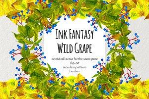 Ink Fantasy - Wild Grape