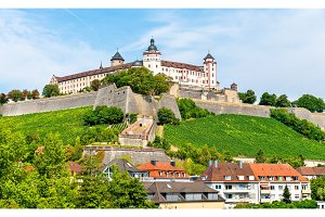 The Marienberg Fortress in Wurzburg