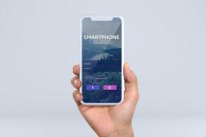 Smartphone Mock-Ups Vol. 3