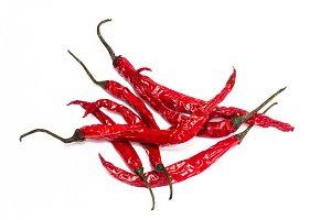 Many cayenne pepper