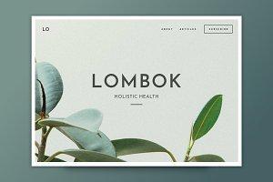 UI Kit - Lombok