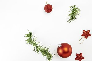 Christmas decoration and New Year 20
