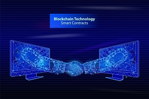 Blockchain Technology Smart Contacts