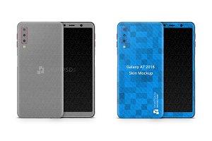 Samsung Galaxy A7 Vinyl Skin Design