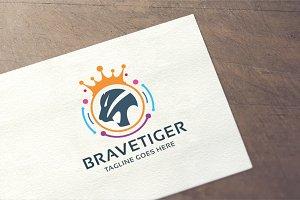 Brave Tiger Logo