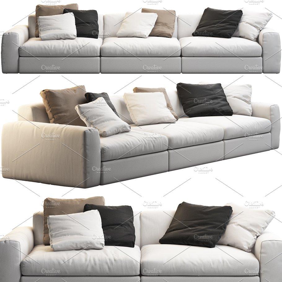 Poliform Dune Sofas Furniture