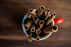 Christmas spices for baking