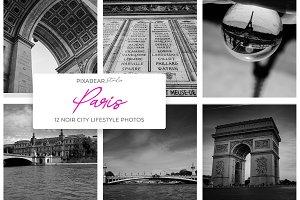 Paris - The Noir Collection