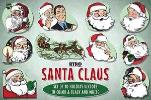 RTRO Santa Claus