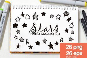 Star ClipArt - Vector & PNG