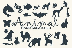 Animals ClipArt - Vector & PNG