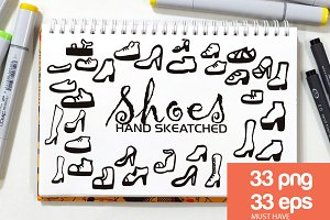 Shoes ClipArt - Vector & PNG