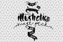 Vector Illustrations mega pack