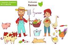 Profession. Farmer.