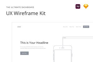 The Ultimate Website UX Kit