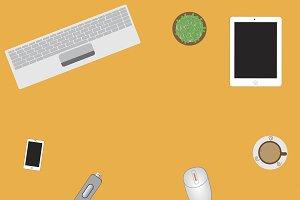 Paperless Office Desktop