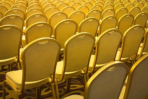 Conference style seating