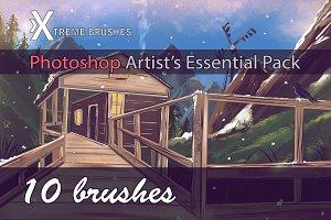 Photoshop Artist's Essential Pack