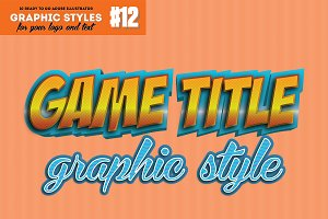 10 Game Graphic Style
