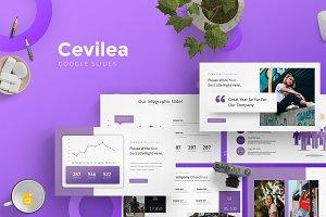 Cevilea - Google Slides Template