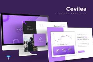 Cevilea - Keynote Template