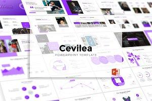Cevilea - Powerpoint Template