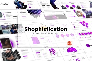 Sophistication - Powerpoint Template