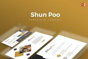 Shunpoo - Powerpoint Template