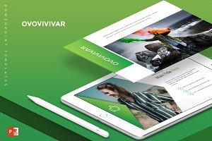 Ovovivivar - Powerpoint Template