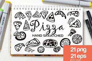 Pizza ClipArt - Vector & PNG